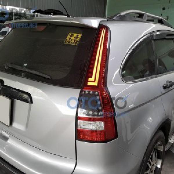 Độ đèn hậu LED cho xe Honda CRV 2011