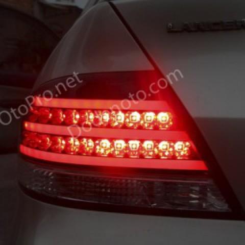 Độ đèn hậu LED cho Mitsubishi Gala