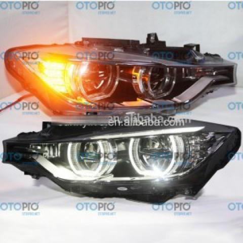 Đèn pha LED BMW F30 F35 318 320 325 328 330 335 2013-2015 mẫu SY