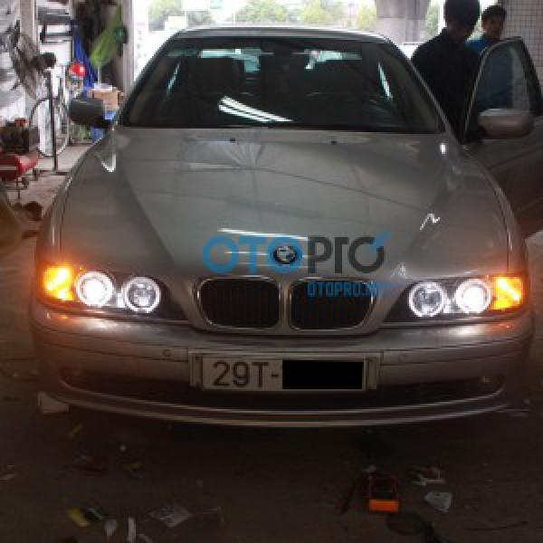 Đèn pha độ LED nguyên bộ cho xe BMW 525i-2003