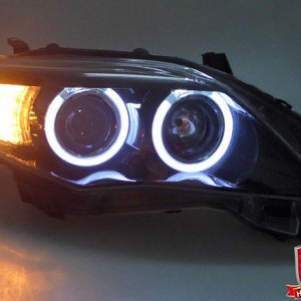Đèn pha độ bi xenon, HID cho Corolla 11-13