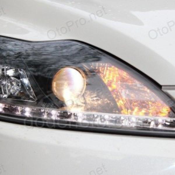 Đèn pha độ LED nguyên bộ cho xe Ford Focus 2009