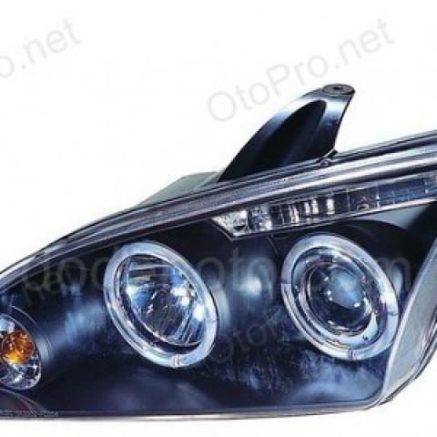 Đèn pha độ LED nguyên bộ cho xe Focus đời 05-08 mẫu 4