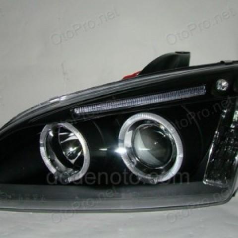Đèn pha độ LED nguyên bộ cho xe Focus đời 05-08 mẫu 5