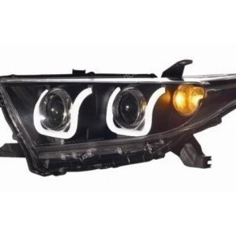 Đèn pha led nguyên bộ cho xe Toyota Highlander 2012 mẫu 2
