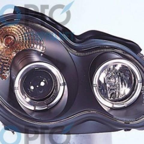 Đèn pha độ LED nguyên bộ cho Mercedes C-class W203