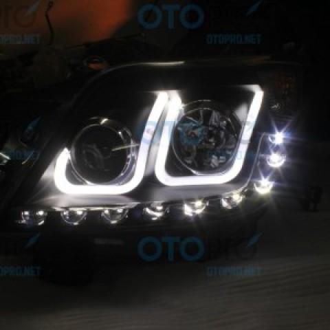 Đèn pha nguyên bộ cho xe Toyota Prado  2012 kiểu BMW