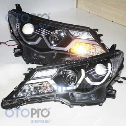 Đèn pha độ LED nguyên bộ cho Toyota Rav4 2014