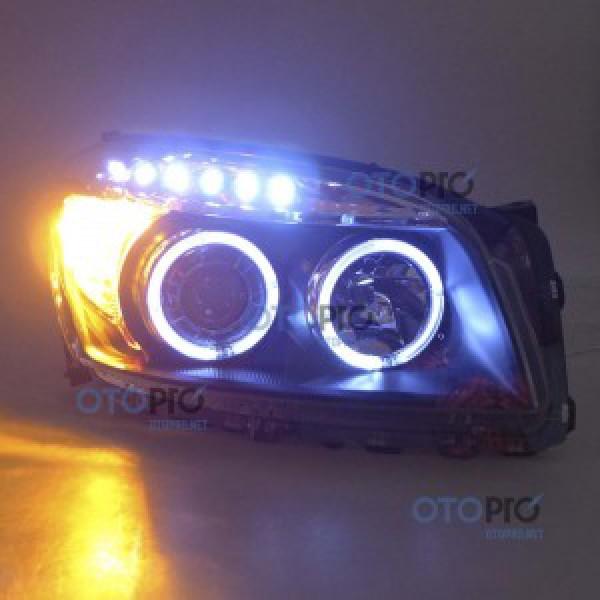 Đèn pha độ LED nguyên bộ cho xe Toyota RAV4 mẫu 4