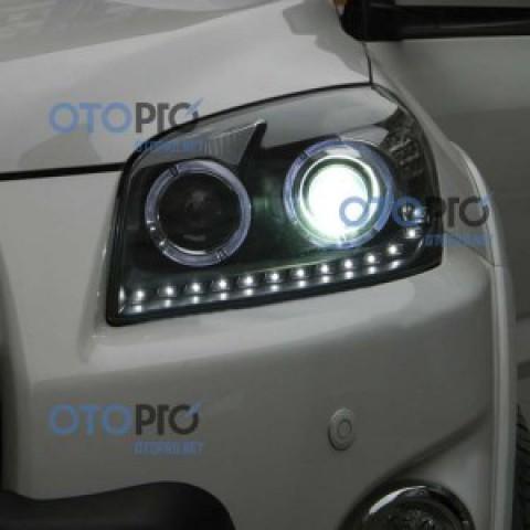 Đèn pha độ LED nguyên bộ cho xe Toyota RAV4 mẫu 5