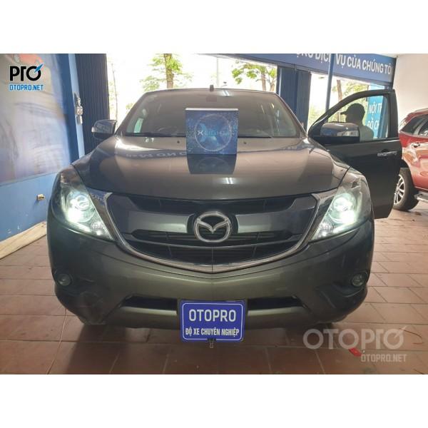 Mazda BT 50 độ Bi Led X-Light V20