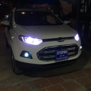 Ford Ecosport lên bi gầm, bi pha domax, angel