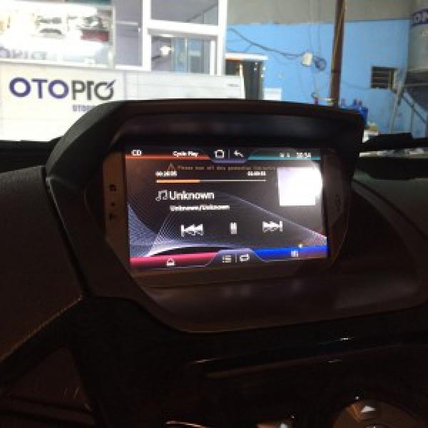 Ford Ecosport lên dvd s90