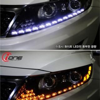Dải LED mí kiểu Transformer dùng chung