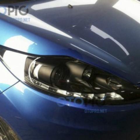 Đèn pha độ LED nguyên bộ cho xe Fiesta 09-12 mẫu Sonar
