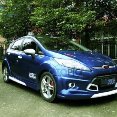 Bodykits cho xe Fiesta 2009-2012 Hatchback mẫu IDEO RBS Plus