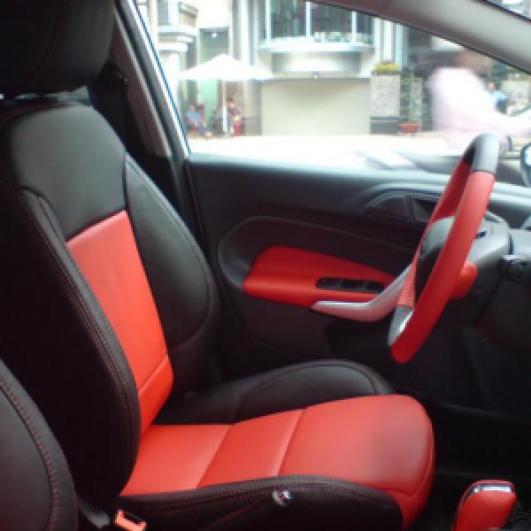 Bọc ghế da ô tô theo xe Ford Fiesta tại Hà Nội