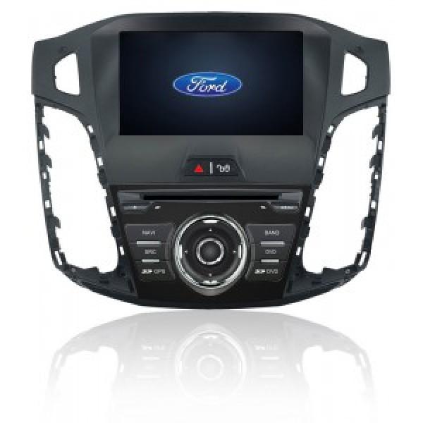 Màn hình đầu DVD cho xe Ford Focus 2012-2013