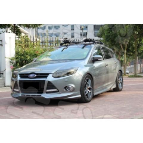 Body lips cho xe Focus 2012