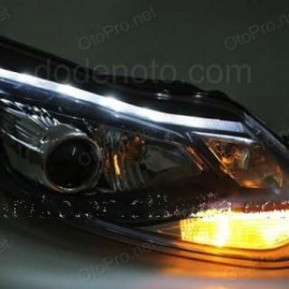 Đèn pha độ LED nguyên bộ cho xe Focus 2013-2015 mẫu 3