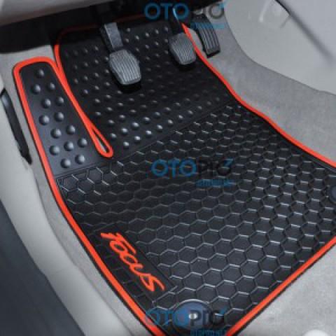 Thảm trải sàn cao su Pro theo xe Forcus