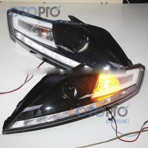 Đèn pha độ LED nguyên bộ xe Mondeo 2009-2012 mẫu JY