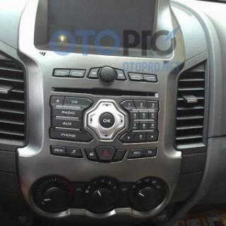 Màn hình đầu DVD theo xe Ford Ranger 2013-2015