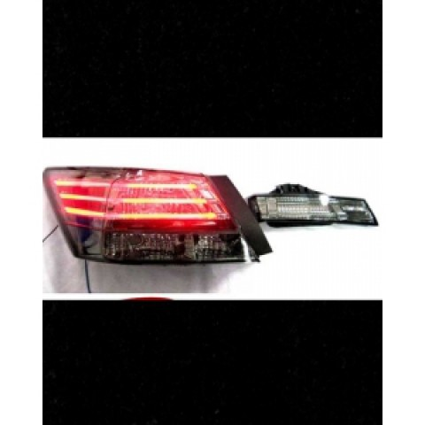 Đèn hậu led mẫu bmw màu khói accord 2008
