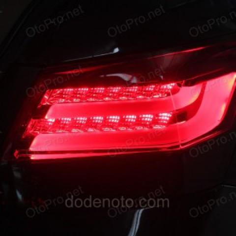 Đèn hậu LED nguyên bộ cho xe Honda Accord kiểu BMW đời 2008