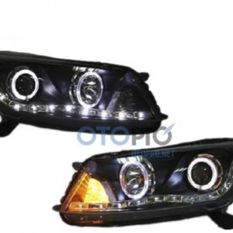 Đèn pha độ LED nguyên bộ cho xe Honda Accord đời 2008-2012