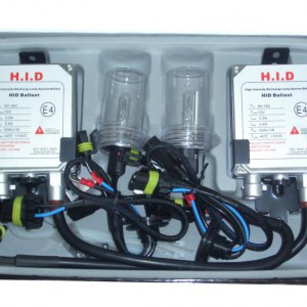 Độ bóng xenon (E) H1 -6000k (con voi) cho xe Honda Accord