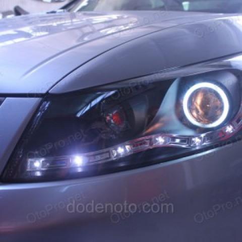 Đèn pha LED nguyên bộ cho Honda Accord 2011 mẫu 2