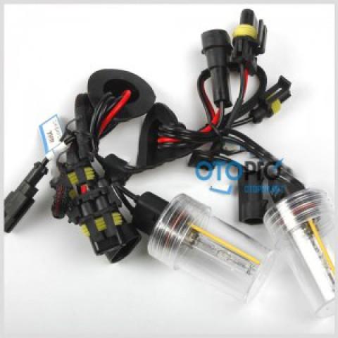 Bóng đèn Xenon D2H Aozoom 5500k Germany cho xe Honda City