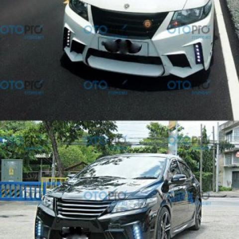 Bodykit cho Honda City 2010-2012 mẫu NT1 nhập khẩu Thái Lan