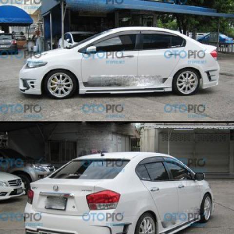 Bodykit cho Honda City 2012-2014 mẫu K nhập khẩu Thái Lan