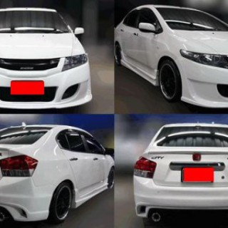 Body kit  cho Honda City mẫu  R2