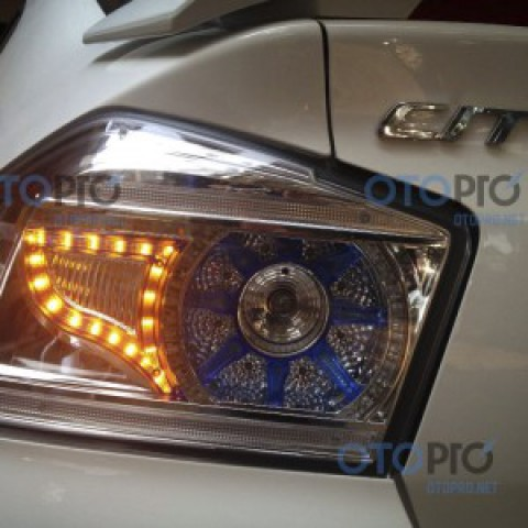 Đèn hậu độ LED nguyên bộ cho xe Honda City 2012
