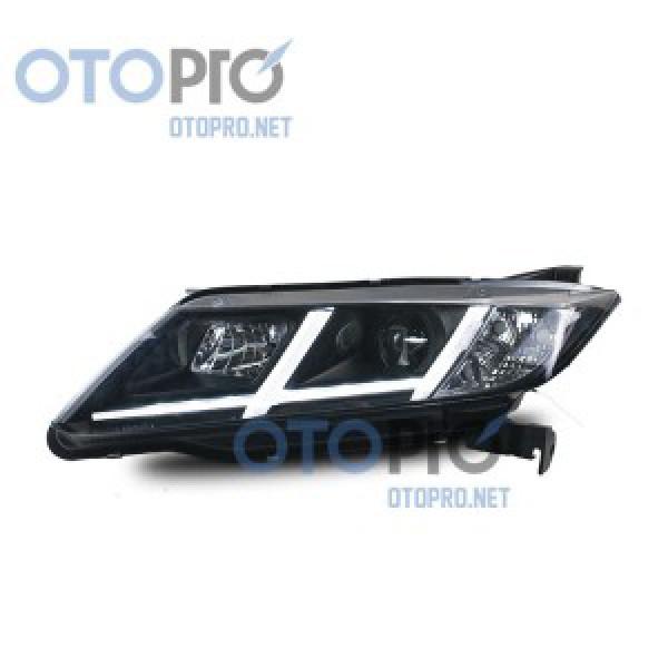Đèn pha độ LED nguyên bộ cho xe Honda City 2016