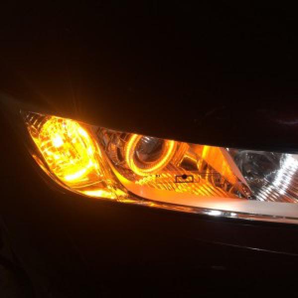 Honda city độ gói bi Q5 combo vòng AE
