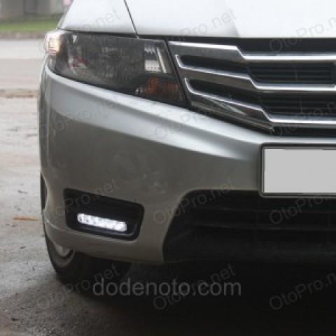 Độ đèn gầm LED, Daylight cho xe Honda City