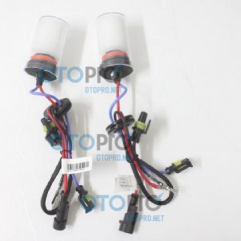 Bóng đèn Xenon H11 4300K cho xe Honda Civic
