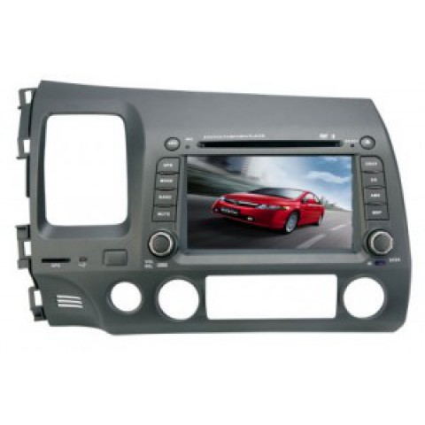 Màn hình đầu DVD Skypine cho xe Honda Civic 2009-2011