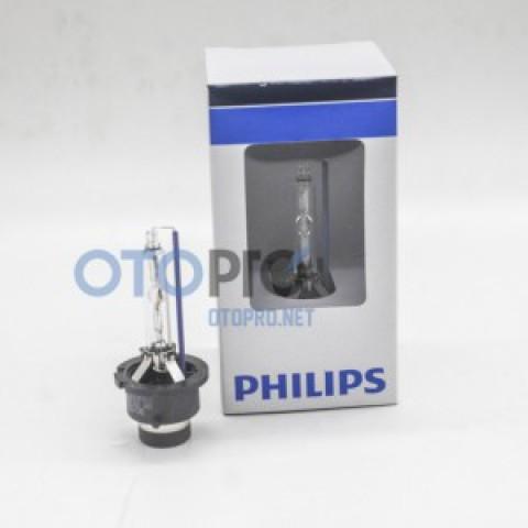 Bóng đèn xenon chân D2S ánh sáng 6000k chính hãng Philips cho xe Honda Civic