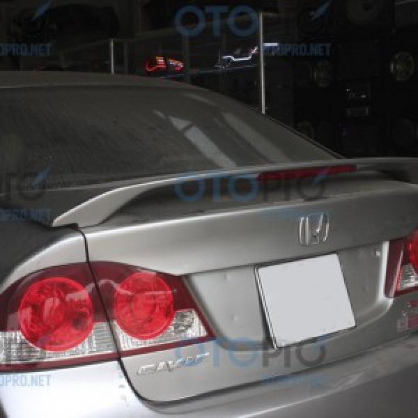 Đuôi gió có đèn cho xe Honda Civic