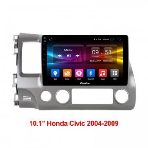 Đầu DVD ô tô cho xe Honda Civic