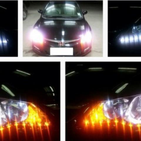 Đèn pha LED cho Honda Civic 2008