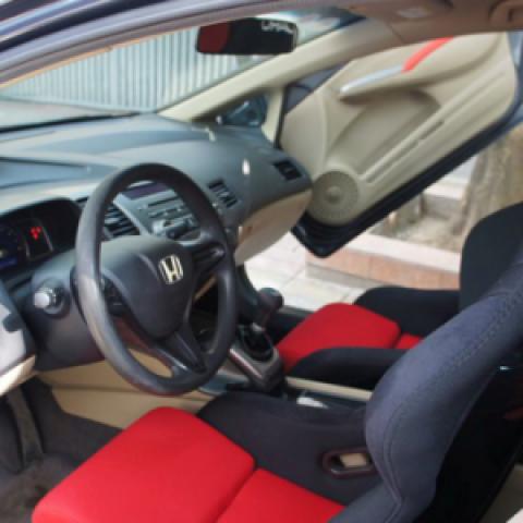 Bọc ghế da ô tô theo xe Honda Civic tại Hà Nội