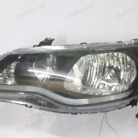 Độ dải LED mí khối cho xe Honda Civic
