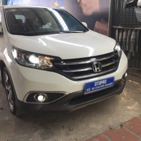 Độ bi gầm đài loan Honda CRV 2014