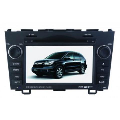 Màn hình đầu DVD cho xe Honda Crv 2010-2011